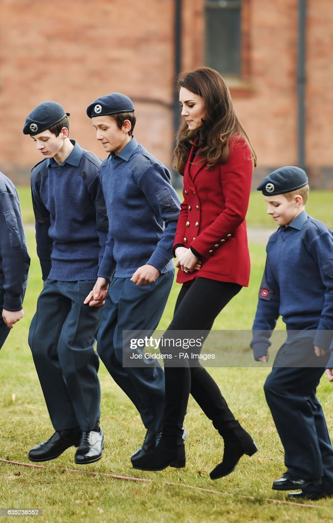 the-duchess-of-cambridge-royal-patron-and-honorary-air-commandant-of-picture-id635238552