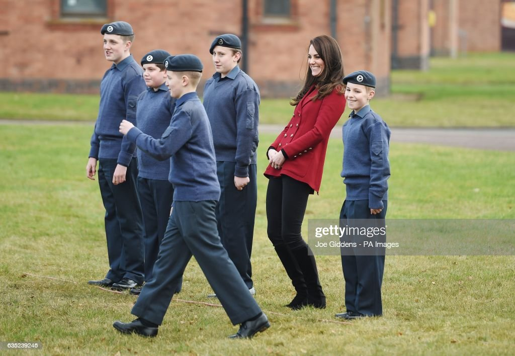 the-duchess-of-cambridge-royal-patron-and-honorary-air-commandant-of-picture-id635239246