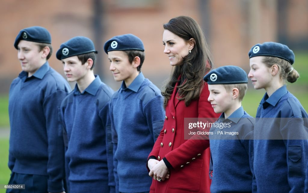 the-duchess-of-cambridge-royal-patron-and-honorary-air-commandant-of-picture-id635242014