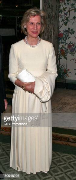 HRH The Duchess of Gloucester during Asthma UK Gala Fundraiser at The Dorchester in London at The Dorchester in London Great Britain