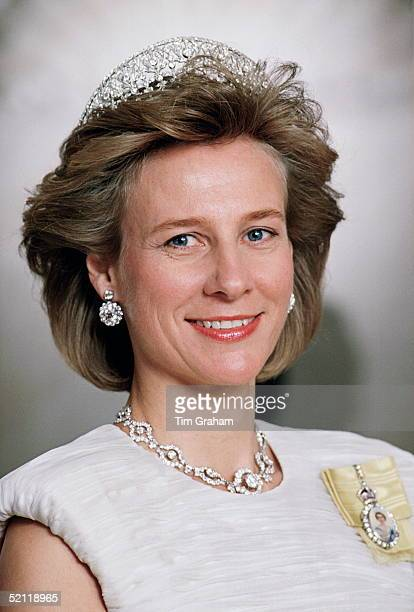 The Duchess Of Gloucester Photographed On Her 17th Wedding Anniversary At Home In Kensington Palace