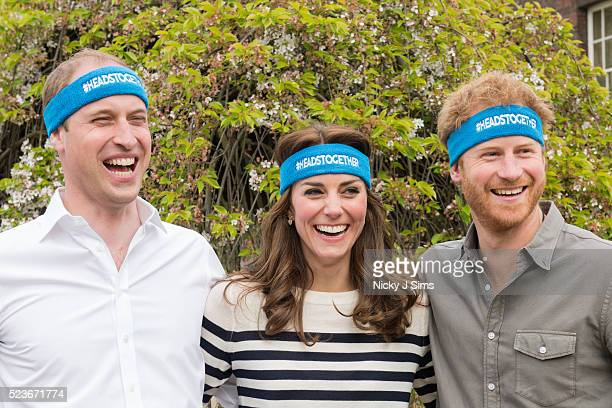 The Duke and Duchess of Cambridge and Prince Harry are spearheading a new campaign called Heads Together in partnership with inspiring charities...