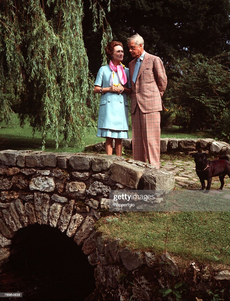 1966 The Duke and Duchess of Windsor