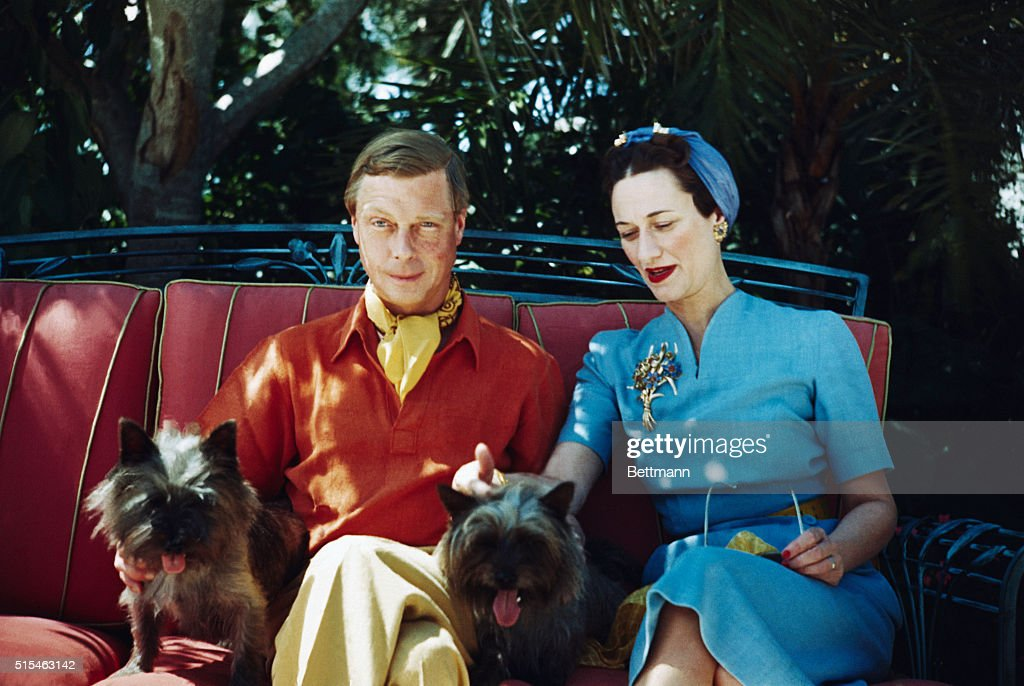 On This Day - June 3 1937 - The Duke Of Windsor And Wallis Simpson Marry