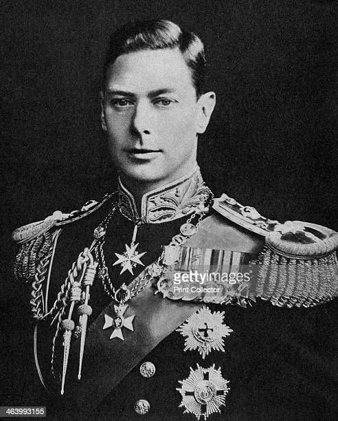 The Duke of York the future King George VI of the United Kingdom c1930s The Duke's brother Edward succeeded their father George V to the throne as...
