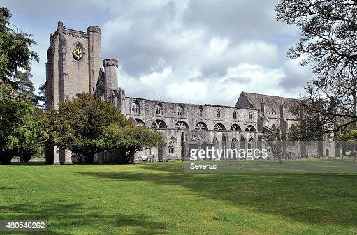La cattedrale Dunkeld : Foto stock