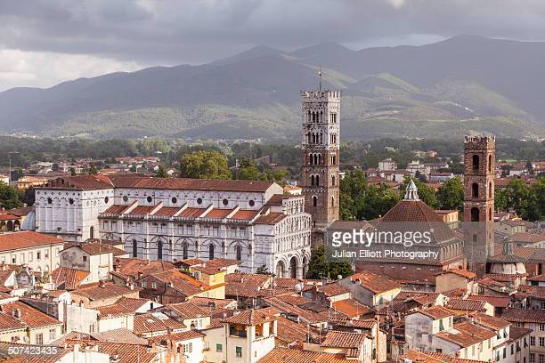 The Duomo di Lucca or Lucca Cathedral