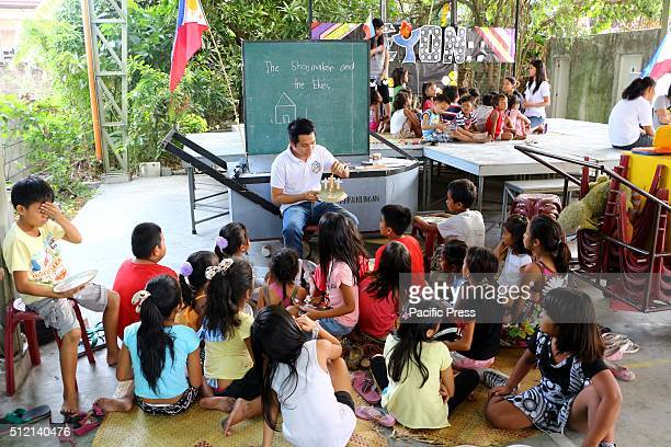 The Dynamic Teen Company volunteers while teaching the students under by Learners Educational Aid Program is a studentsupport service that targets...