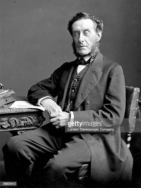 The Earl of Shaftesbury Anthony Ashley Cooper Shaftesbury British Conservative politician and philanthropist