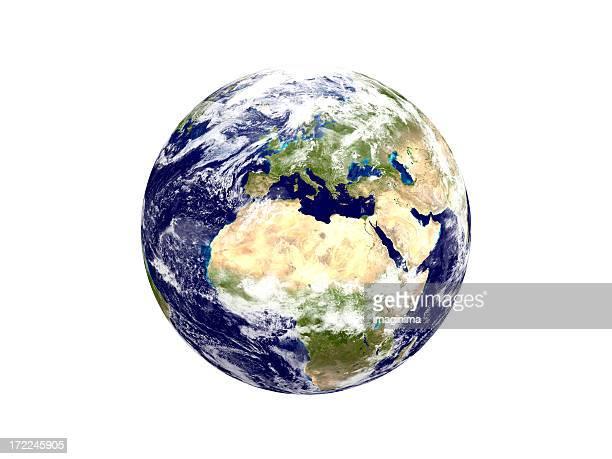 Die Erde II/XXL-Europa & Afrika