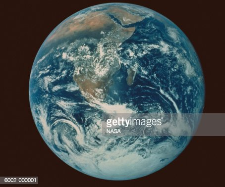 The Earth : Stock Photo