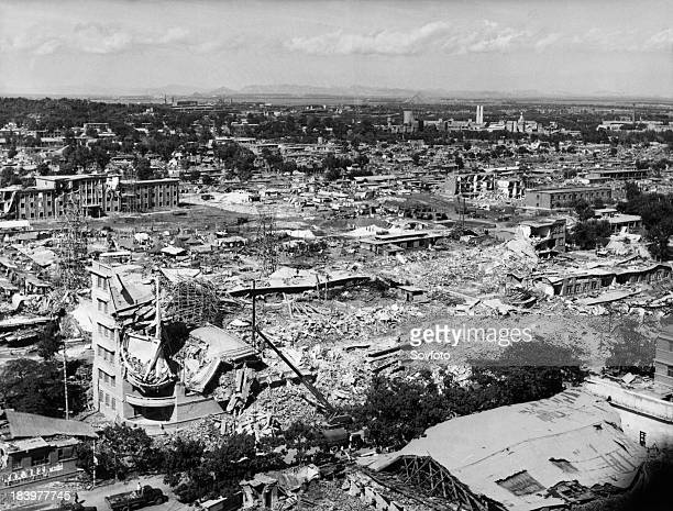 The earthquake that hit Tangshan City in north China's Hebei Province on July 28 1976 left 242769 people dead851 people seriously injured The...