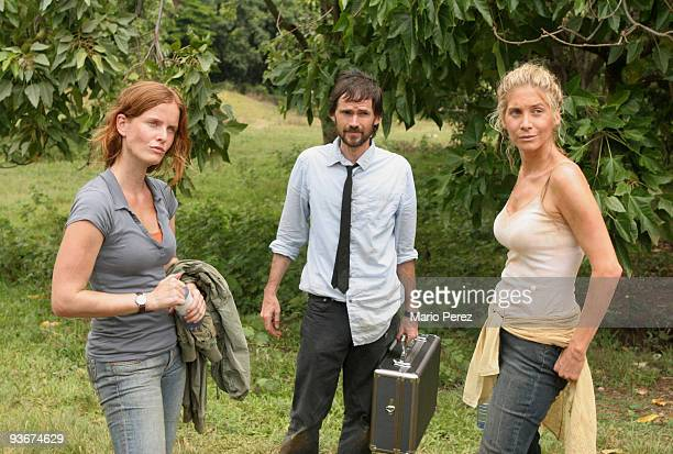 LOST 'The Economist' Locke's hostage may be the key to getting off the island so Sayid and Kate go in search of their fellow castaway in an attempt...