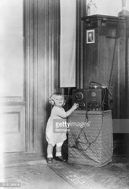 The Effect of Radio on the Younger Generation Brooklyn New York It would almost seem that little 'Jack Sonny Sucher' fifteen month old son of Mr Fred...