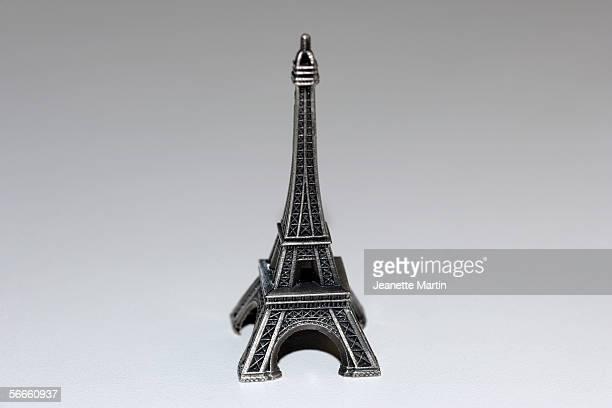 The Eiffel Tower, studio shot