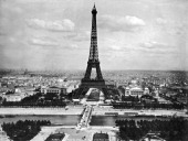 The Eiffel Tower was built by Gustave Eiffel for the International Exhibition of Paris in 1889 to celebrate the 100th anniversary of the start of the...