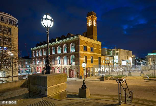 The Electric Press building in Millenium Square, Leeds