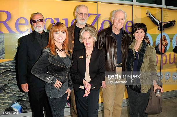 The Elephant Man Chris Gallucci comedian Judy Tenuta actor James Cromwell actress Tippi Hedren actor Mike Farrell and actress Anna Stuart attend...