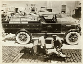 The Emergency Corps of the Laclede Gas Company of St Louis Missouri are true life savers Their big red truck clangs through the streets of the...