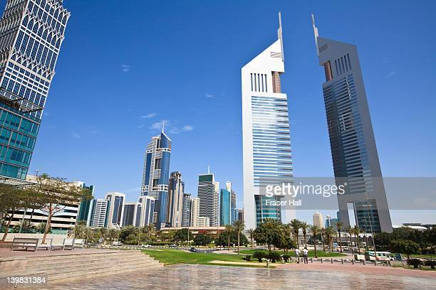The Emirate Towers, Dubai International Finance Centre, DIFC, Dubai, United Arab Emirates