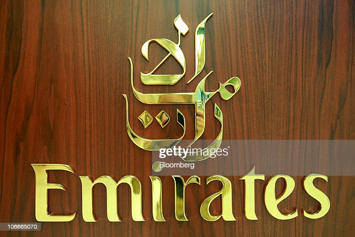 emirates airlines at dubai airport getty images