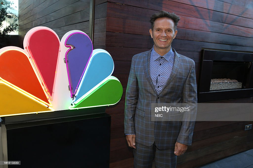 EVENTS -- 'The Emmy Party' -- Pictured: Mark Burnett, Executive Producer of The Voice at Boa Steakhouse, September 21, 2013 --