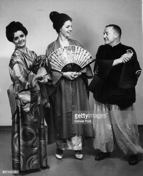 The Empire Lyric Players' production of 'The Mikado' by Gilbert and Sullivan will be Thursday through Saturday at Bonfils Theatre E Colfax Ave at...