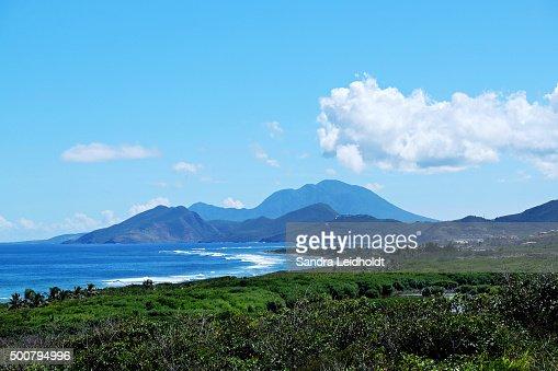 The Enchanting Coastline of Saint Kitts