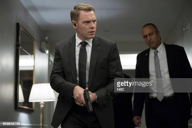 THE BLACKLIST 'The Endling' Episode 504 Pictured Diego Klattenhoff as Donald Ressler