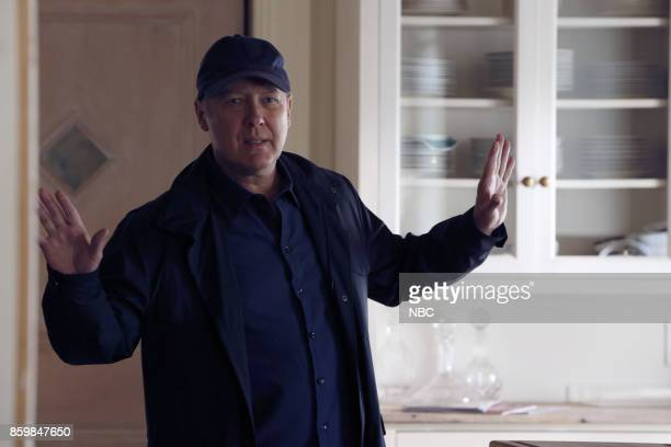 THE BLACKLIST 'The Endling' Episode 504 Pictured James Spader as Raymond 'Red' Reddington