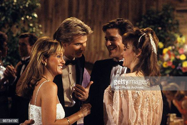 DYNASTY 'The Engagement' 4/18/84 Pamela Bellwood Jack Coleman John James Pamela Sue Martin