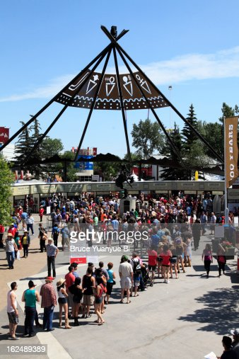 Calgary Stampede Stock Photos And Pictures Getty Images