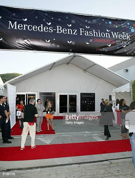 Smashbox studios culver city photos et images de for Mercedes benz culver city