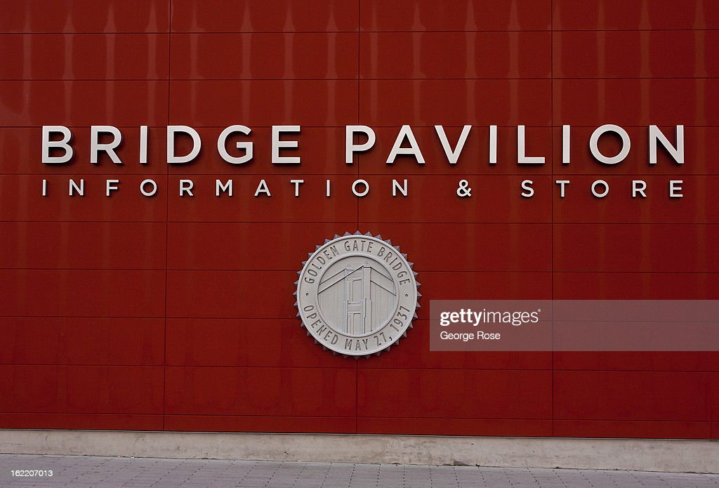 The entrance to the Bridge Pavilion at the Golden Gate Bridge is viewed on February 13, 2013, in San Francisco, California. Some 13.6 million international travelers visit the State each year generating nearly $100 billion in revenue and creating approximately 900,000 jobs in the arts, entertainment, recreation, food service and accomodations sectors.