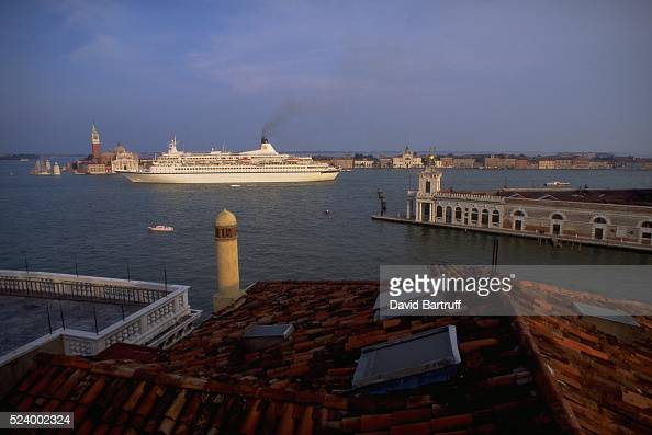 Grand Canal And Cruise Ship In Venice Pictures Getty Images - Royal odyssey cruise ship