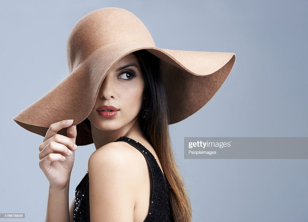 The epitome of gorgeous elegance : Stock Photo