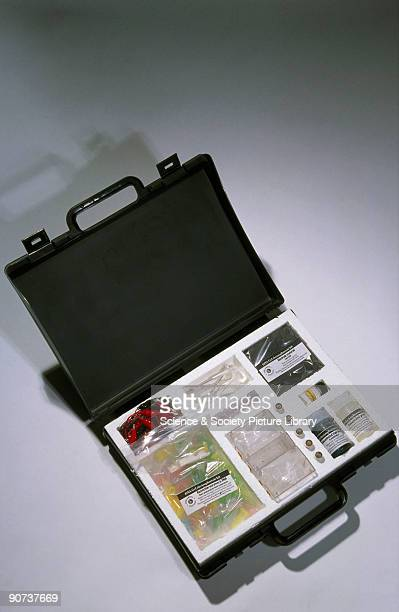 The equipment contained in this portable set allows students to investigate the methods underlying techniques such as DNA fingerprinting Restriction...