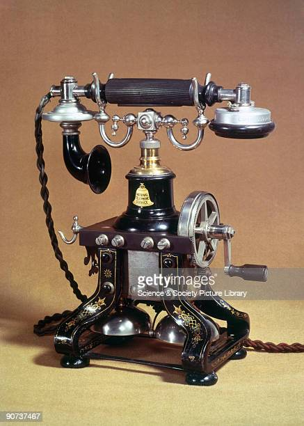 The Ericsson company was founded by Lars Magnus Ericsson a Swedish telegraph instrument maker After Bell invented the first telephone in 1876 people...