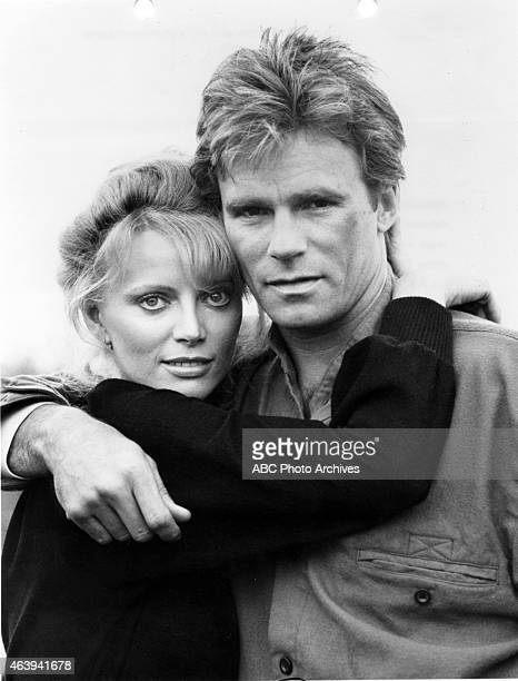 MACGYVER 'The Escape' Airdate April 16 1986 ANDERSON