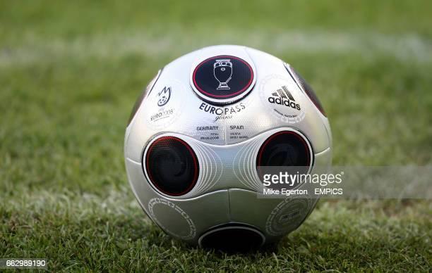 The Euro2008 Final matchball