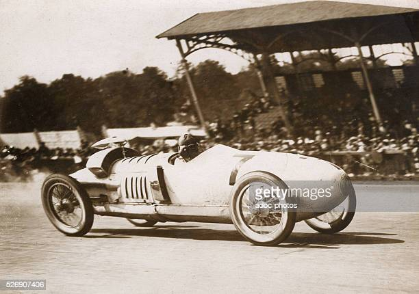 The European Grand Prix at Monza In 1923