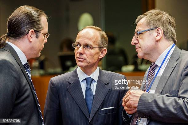 The European Union's Economy and Finance Ministers convene in Brussels on Tuesday November 13 to discuss ongoing dossiers aimed at strengthening the...