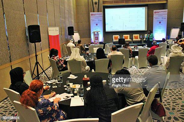 The event attended by the Business Leaders HR Directors Heads of Engagement HR Managers Heads of Organizational Performance and Department Heads and...