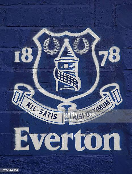 The Everton club crest