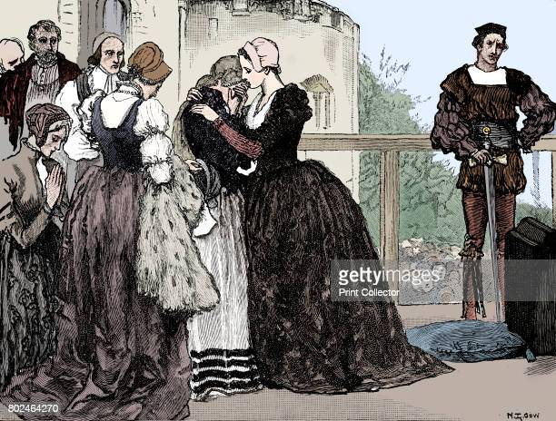 The execution of Anne Boleyn 1536 Henry VIII married Anne Boleyn in 1533 after divorcing his first wife Catherine of Aragon Anne provided Henry with...