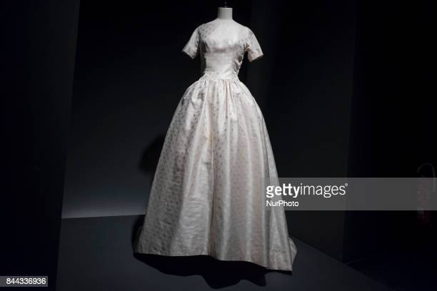 the exhibition on Spanish late designer Manuel Pertegaz in the sidelines of the event 'Madrid is Fashion' in Madrid Spain 08 Septemebr 2017 'Madrid...
