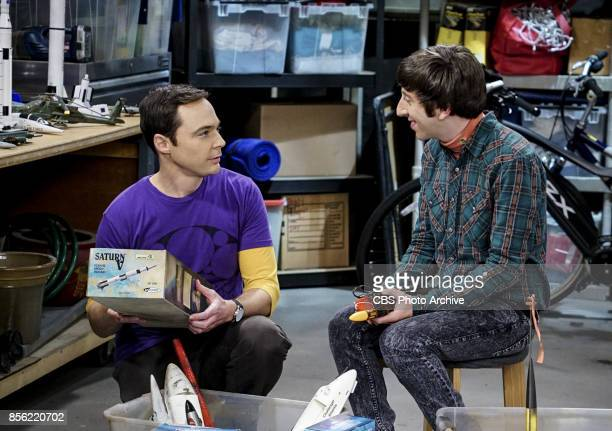 'The Explosion Implosion' Pictured Sheldon Cooper and Howard Wolowitz Howard and Sheldon bond when they drive to the desert to shoot off a model...