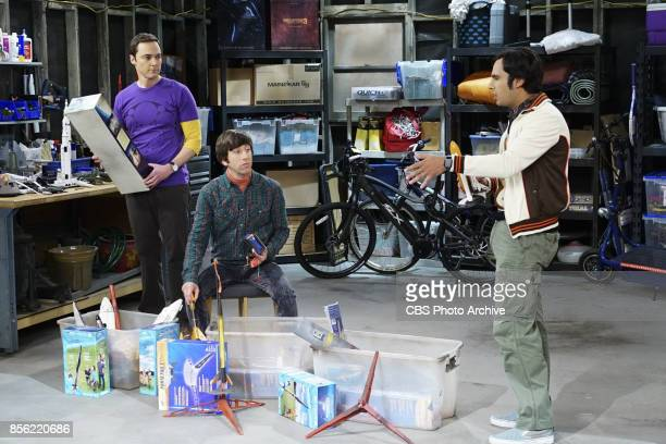 'The Explosion Implosion' Pictured Sheldon Cooper Howard Wolowitz and Rajesh Koothrappali Howard and Sheldon bond when they drive to the desert to...