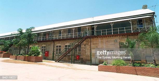 The exterior of Parramatta Jail in Dunlop Street Parramatta 2 January 1998 SMH Picture by PAUL JONES