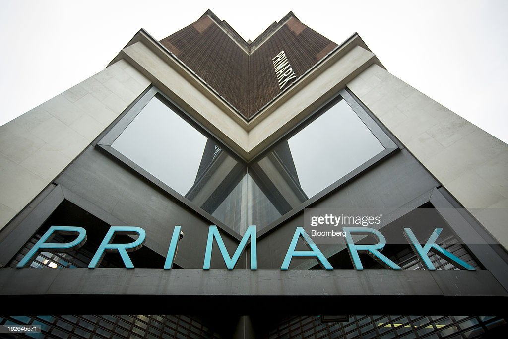The exterior of the Primark store operated by Associated British Foods Plc is seen on Oxford Street in central London, U.K., on Monday, Feb. 25, 2013. U.K. Chancellor of the Exchequer George Osborne won't bow to opposition calls to change economic plans after the decision by Moody's Investors Service to strip the U.K. of its Aaa status. Photographer: Jason Alden/Bloomberg via Getty Images